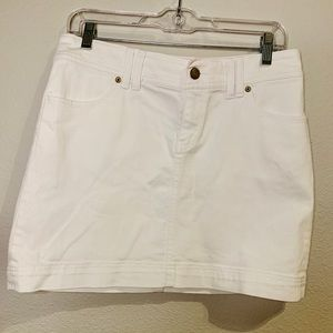 🌸 BRAND NEW 🌸 Lilly Pulitzer Denim Skirt!